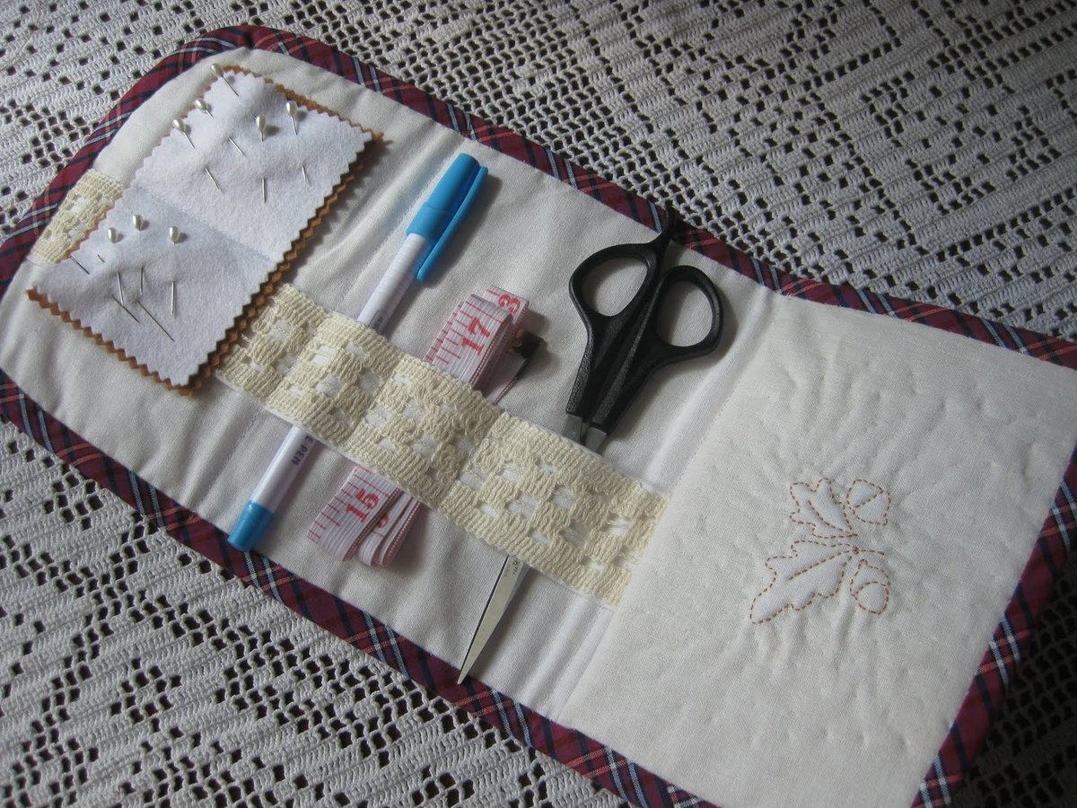 Органайзер сумка для рукоделия мастер класс