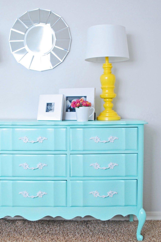 Перекрасить мебель из лдсп в другой цвет