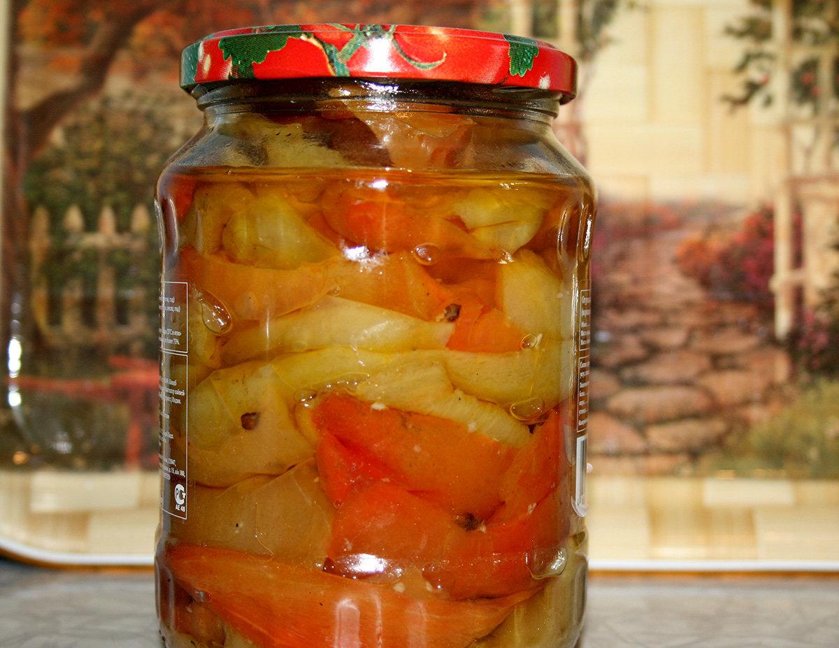 Салат из горького перца на зиму рецепты