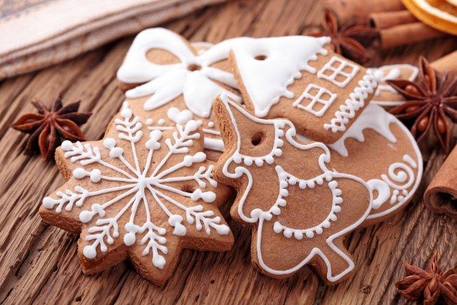Как сделать имбирное печенье домашнее 483