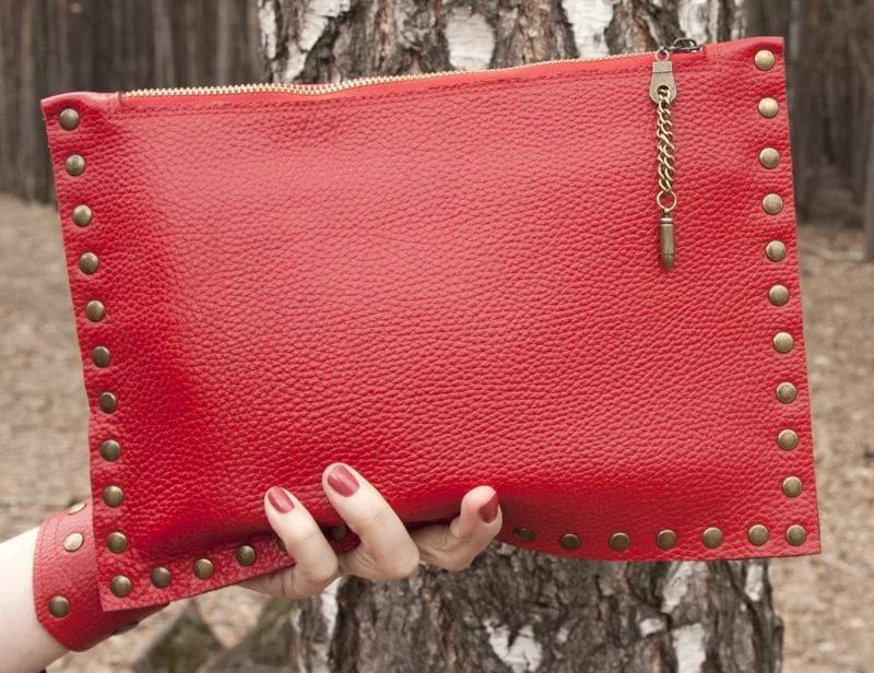 Клатчи сумочки своими руками