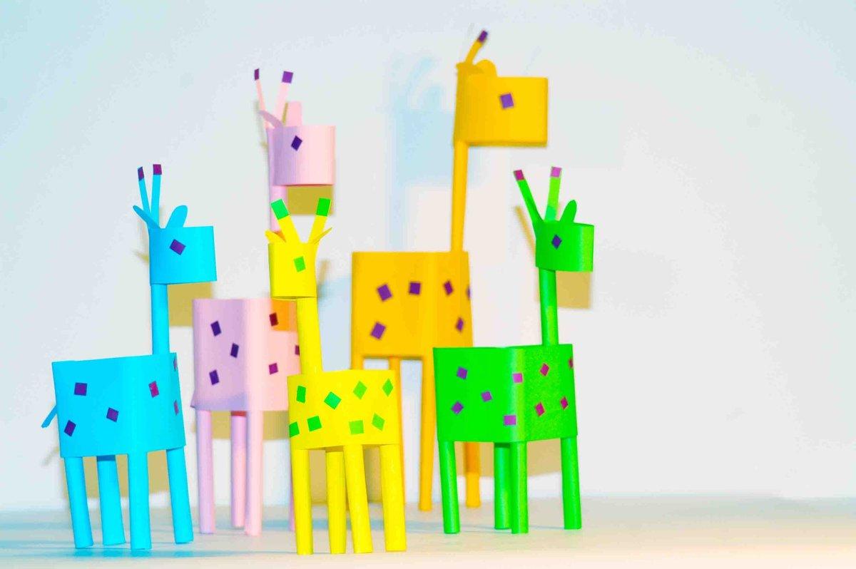 Поделки из бумаги для детей 5-7 поделки