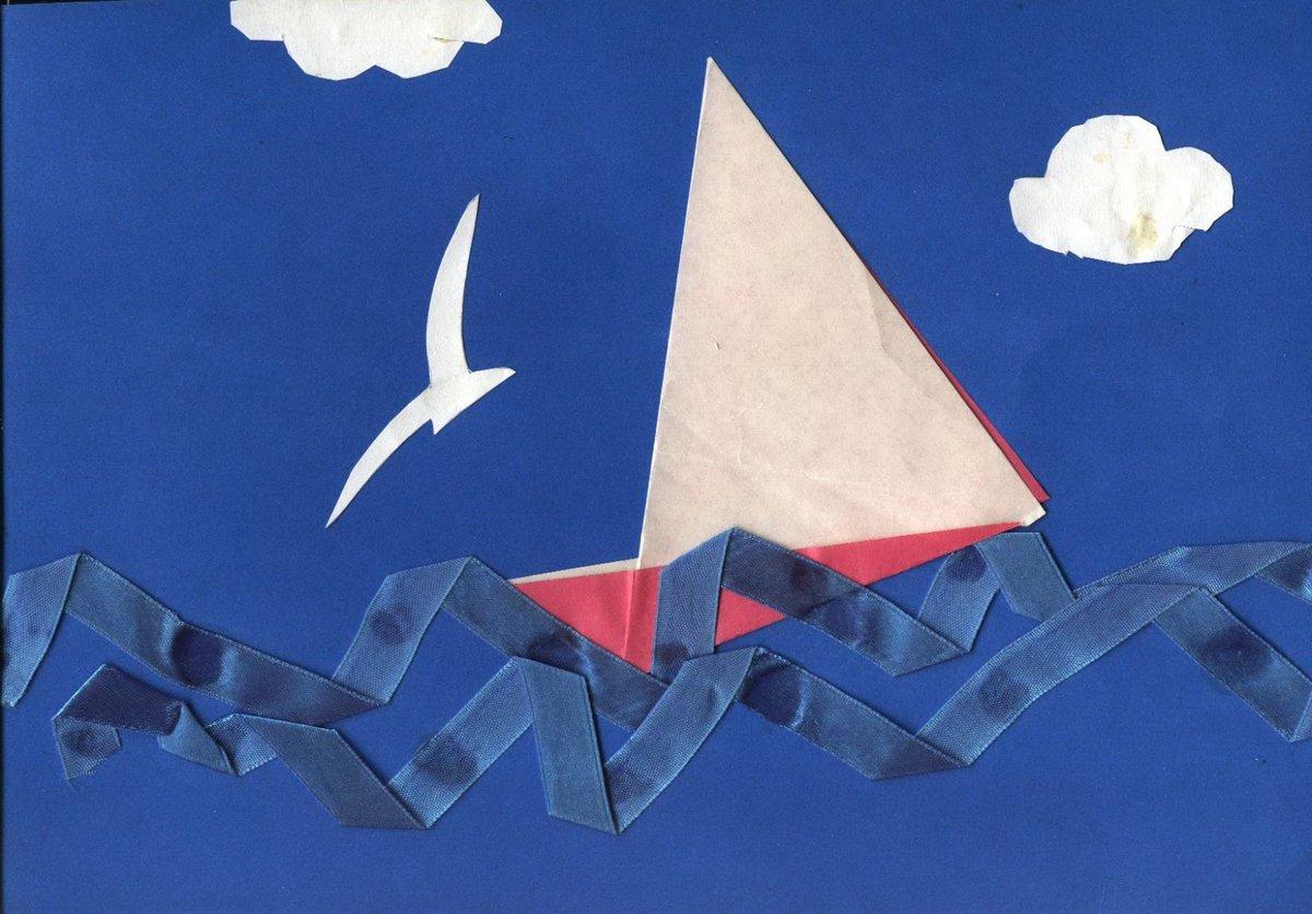 Как сделать кораблик из бумаги, интересные идеи 80