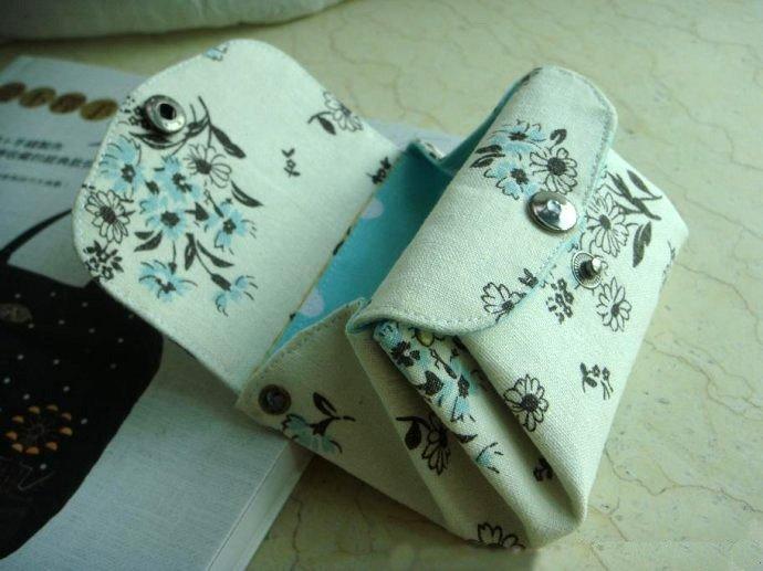 Как украсить кошельки своими руками