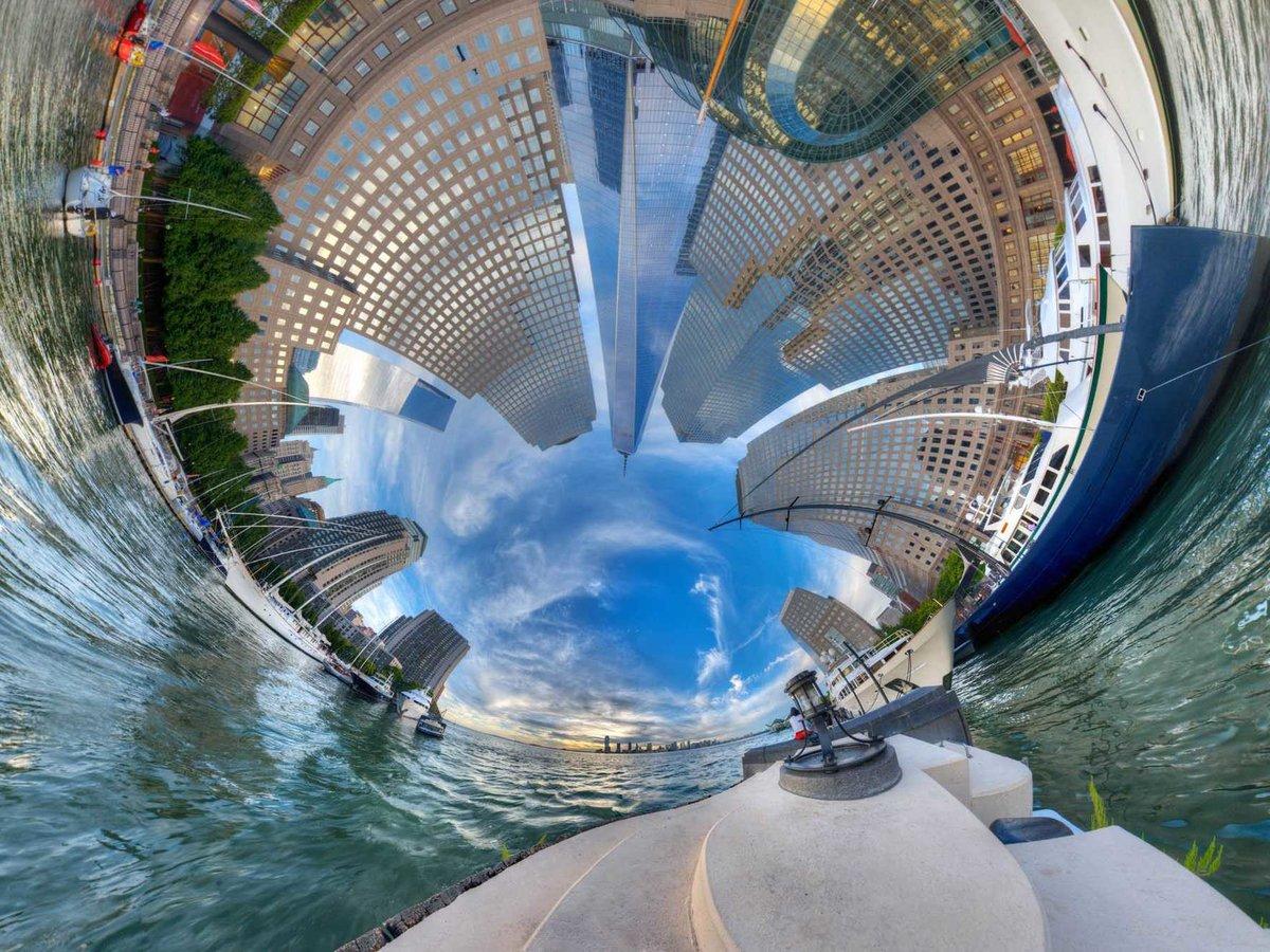 Как сделать панорамное видео 360 градусов