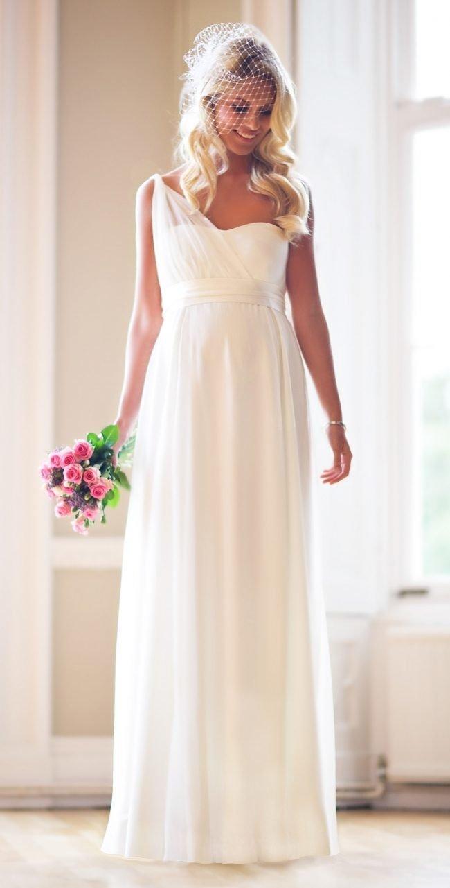 Платья напрокат на свадьбу на беременных 34