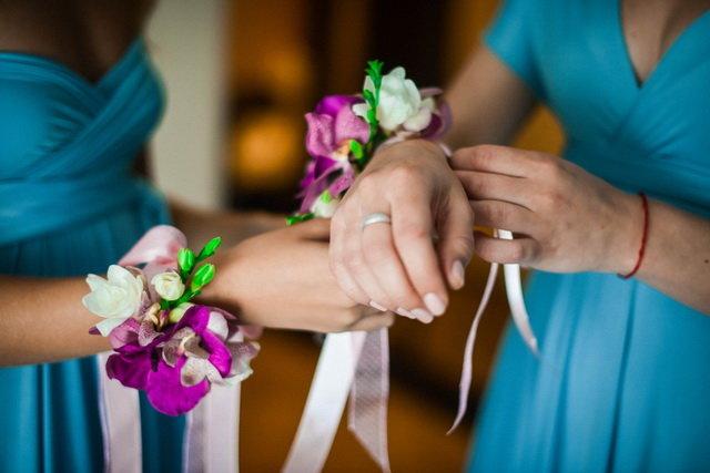 Мастер класс браслеты для подружек невесты