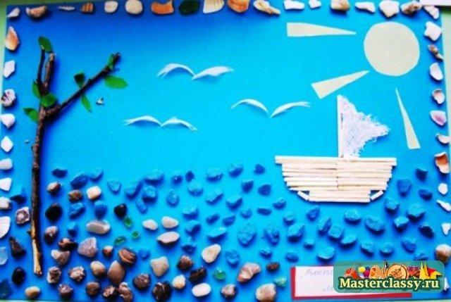 Летние поделки для детского сада фото 101