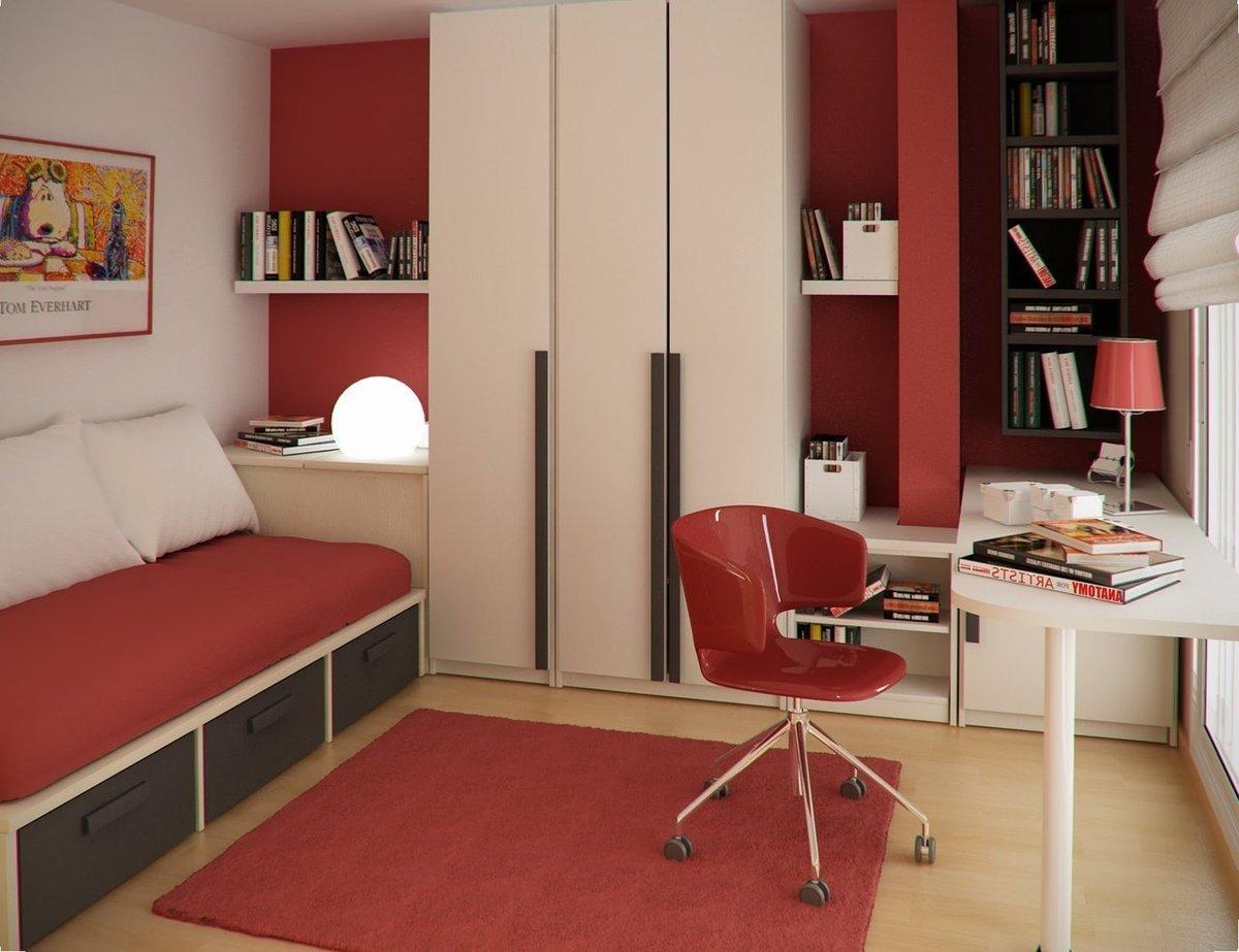 Дизайн маленькой комнаты своими руками