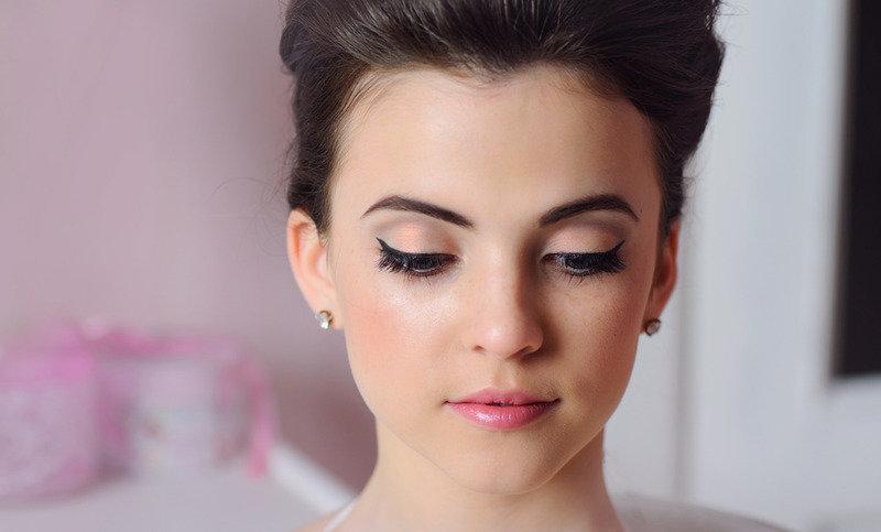 Нежный и красивый макияж и фото