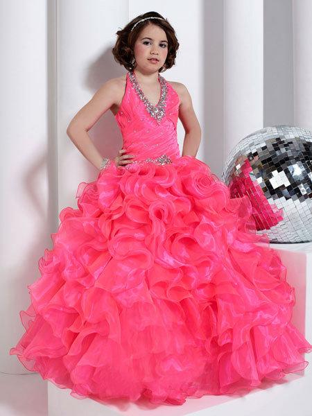 Фото выпускного платья для 4 класса