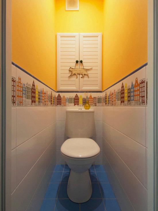 Туалет дизайн интерьера стильные