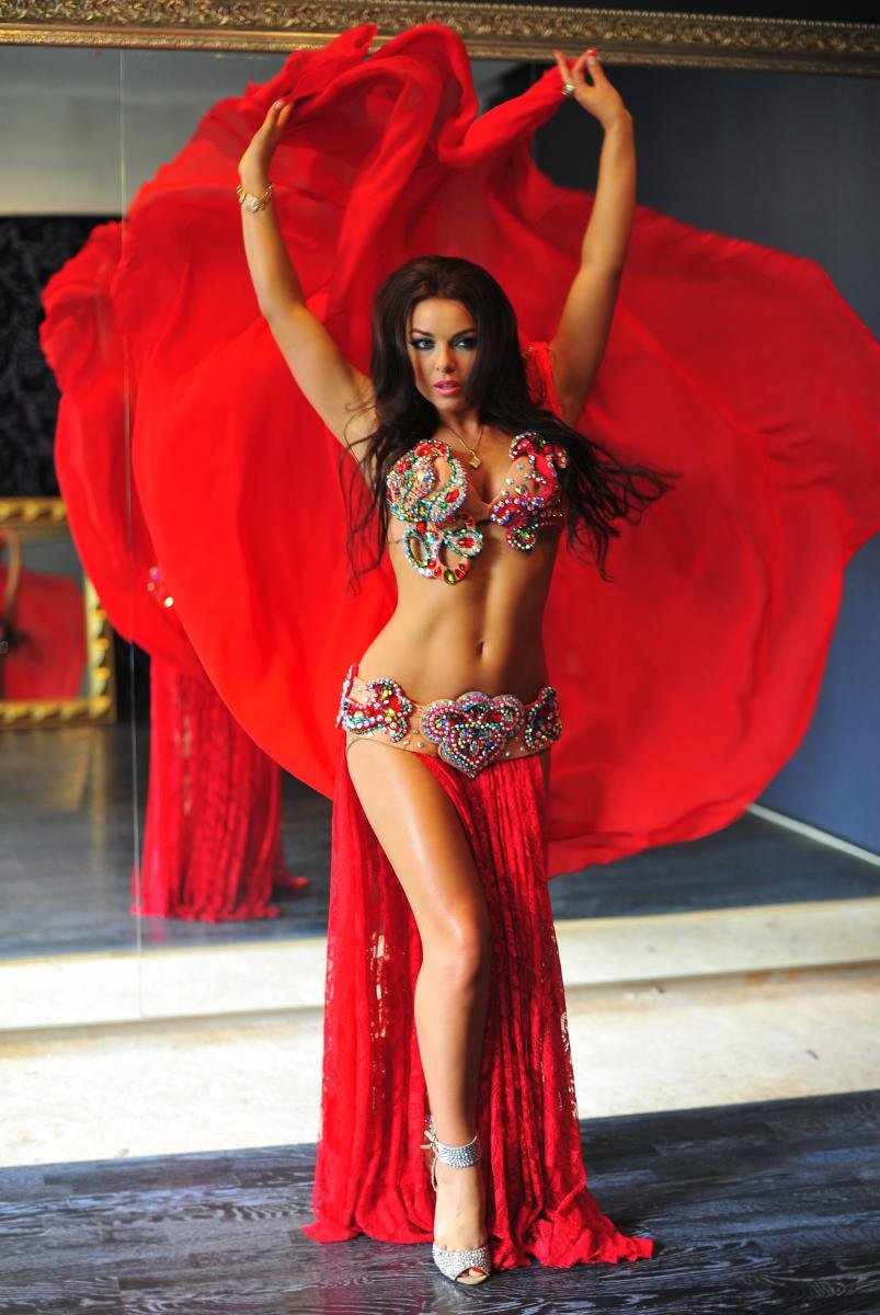 Российский конкурс восточного танца