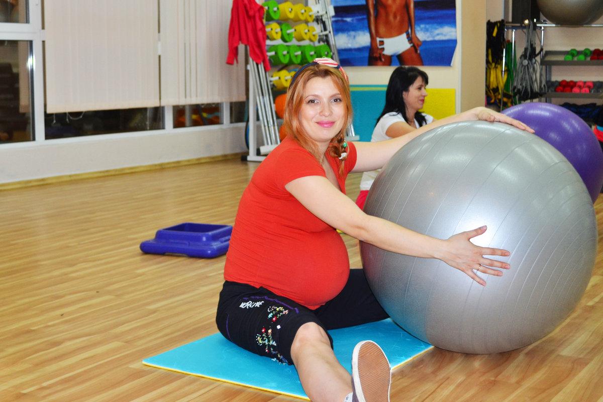 Фитнес для беременных в саранске 15