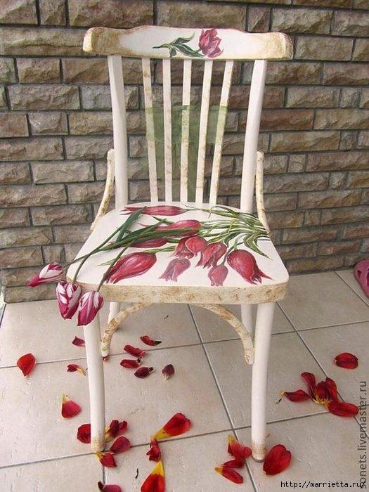 Дизайн стульев своими руками
