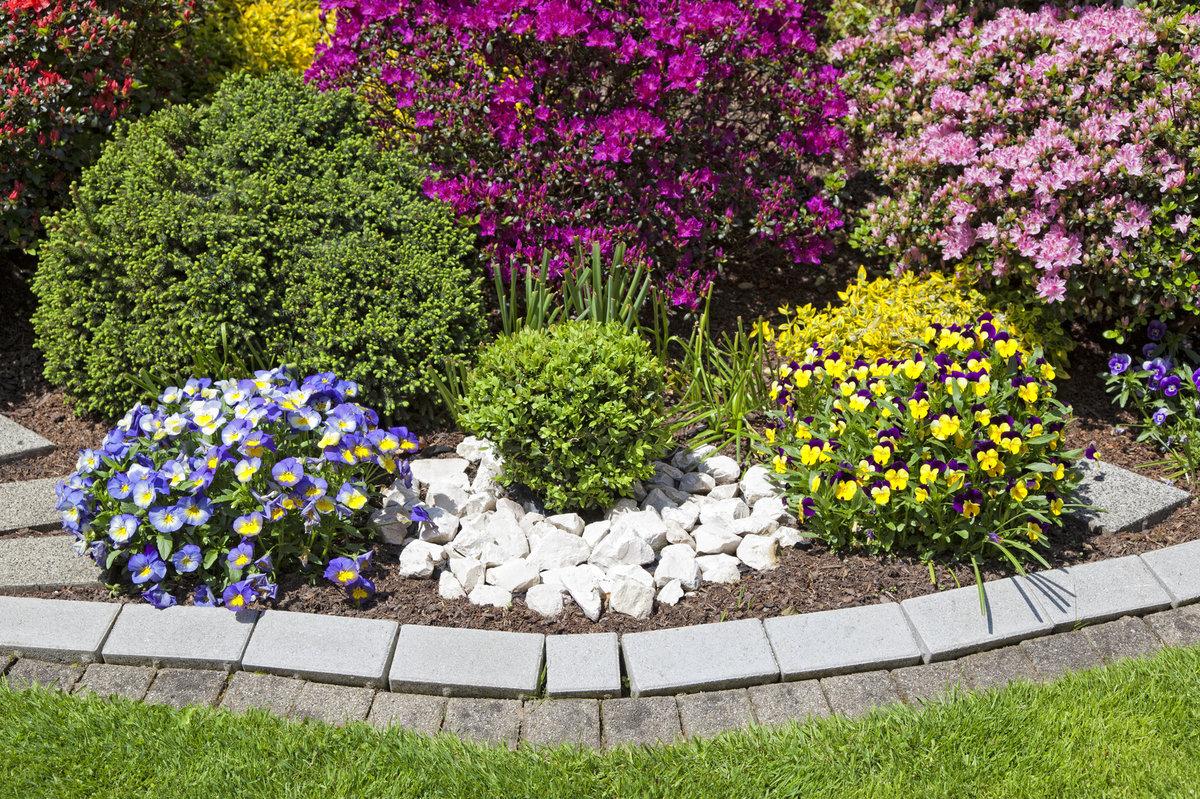 Дизайн двора частного дома фото идеи и советы