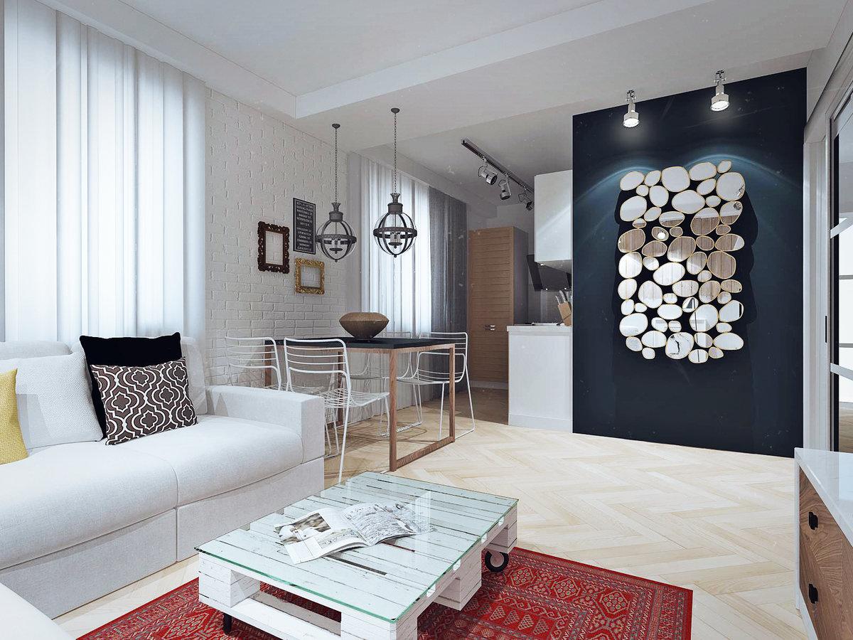 Дизайн квартиры в я стиле