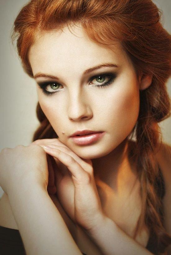 Фото глаз красивый макияж