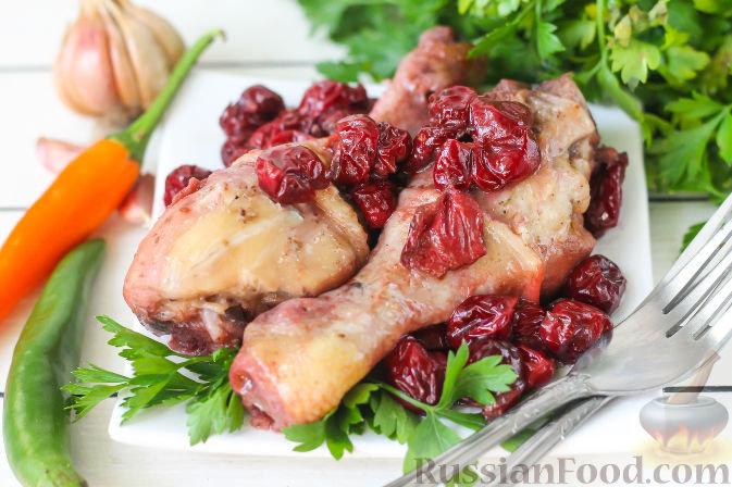 Куриная голень на праздничный стол рецепты