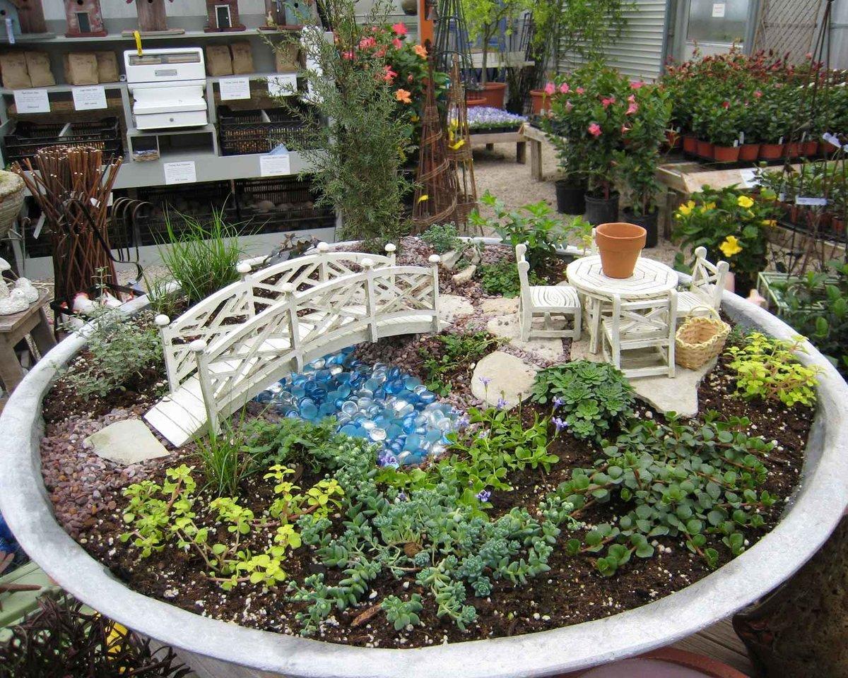Как сделать сад коллекция 994