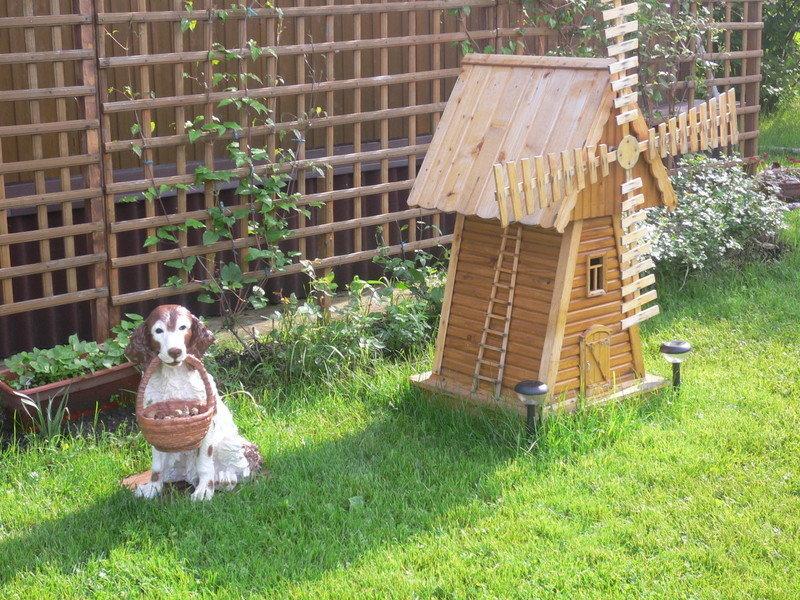 Фото как сделать детский домик на даче своими руками фото 45