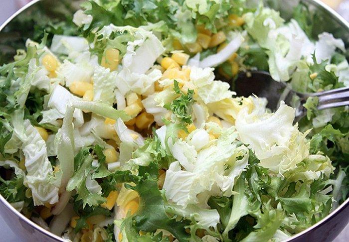 Пекинской капусты рецепты с фото простые и вкусные