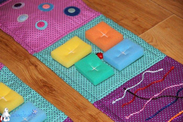 Картинка массажного коврика своими руками