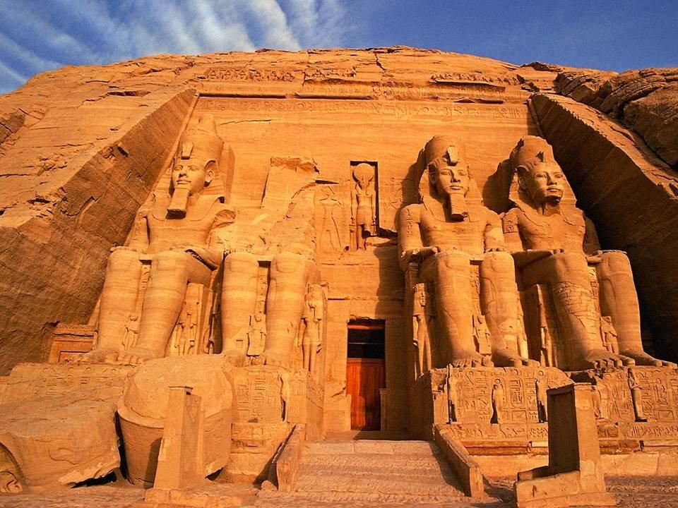 Abu Simbel, Near Aswan, Egypt  № 2245555 загрузить