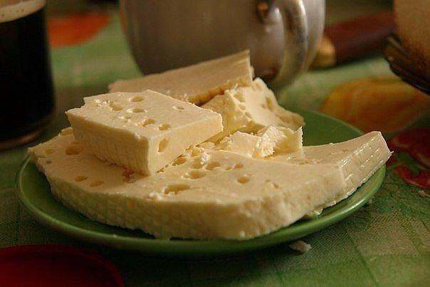 Домашний сыр простой рецепт с фото пошагово в домашних условиях