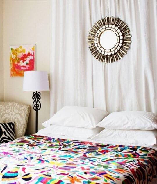 Декор спальной комнаты своими руками 53