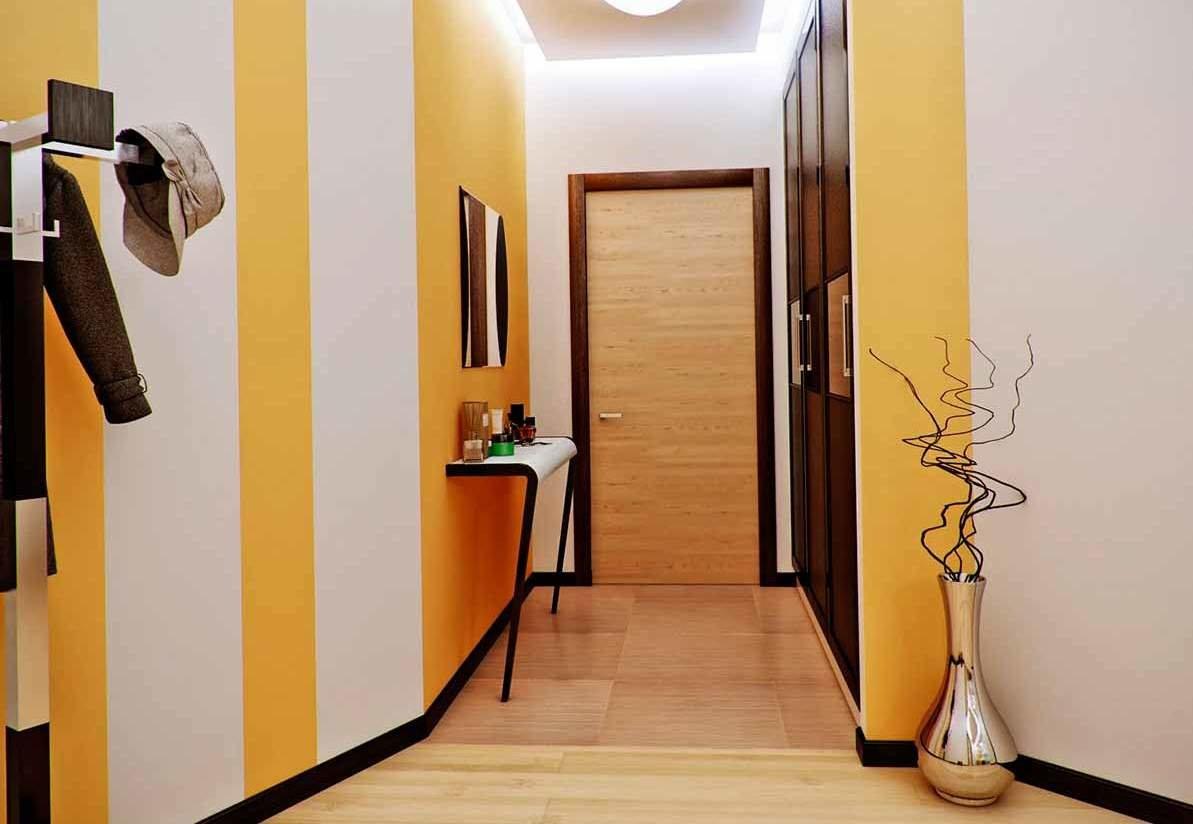 Идеи ремонта коридора в квартире фото
