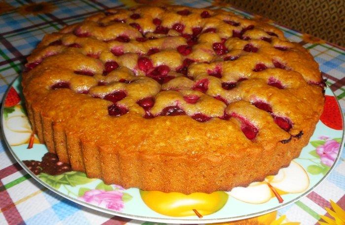 Пирог в домашних условиях рецепт с фото