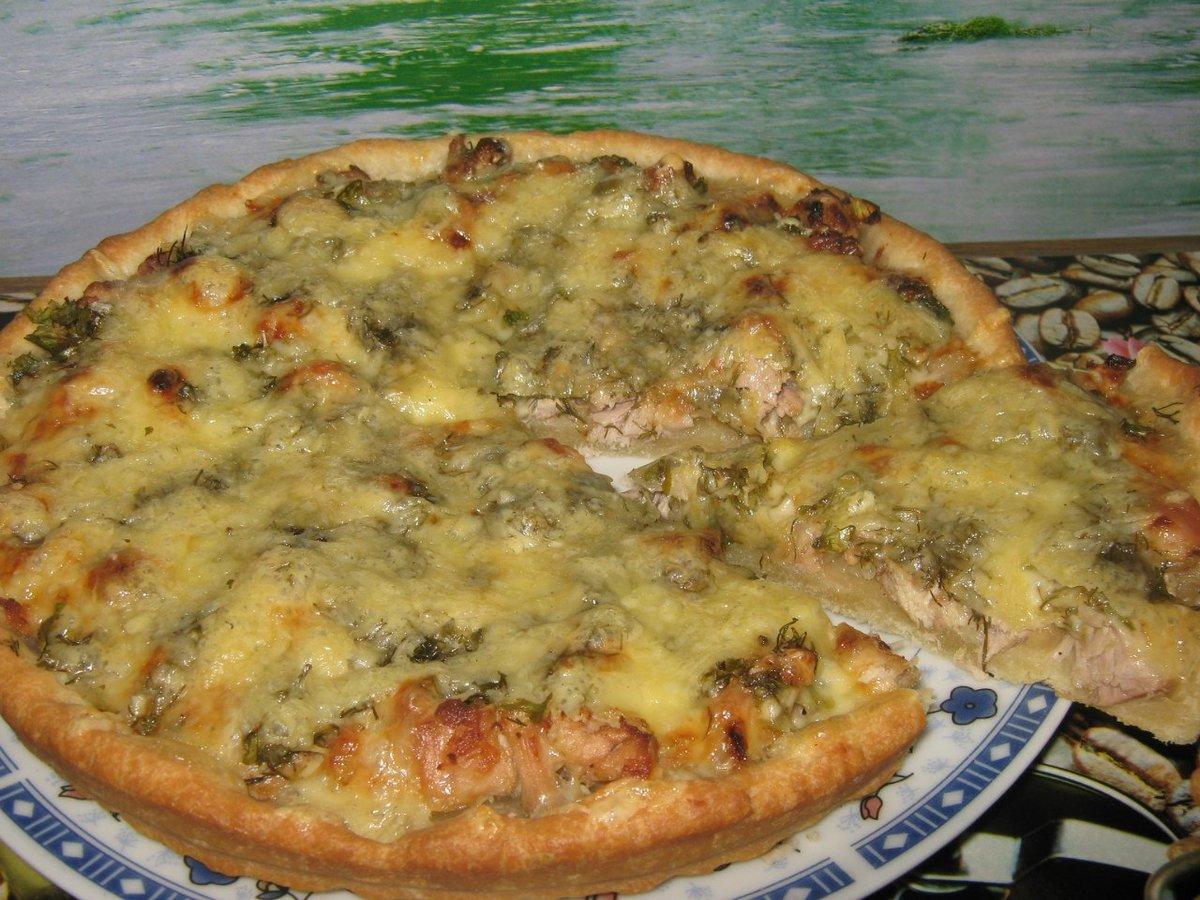 Пирог с мясом домашний рецепт пошагово в духовке