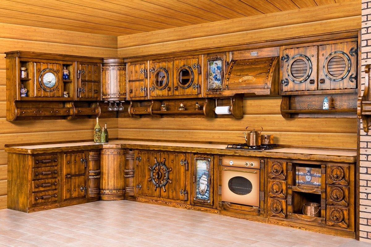 Эксклюзивная кухня своими руками