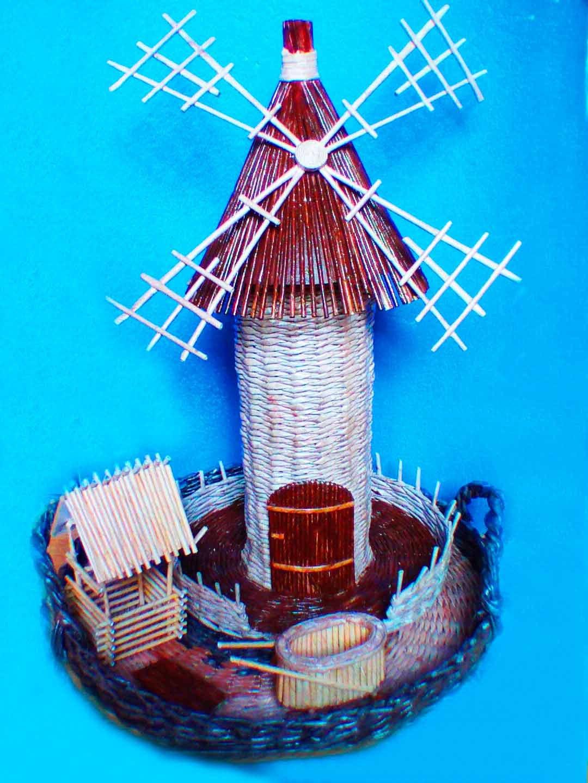 Колодец из шпагата своими руками пошаговая инструкция