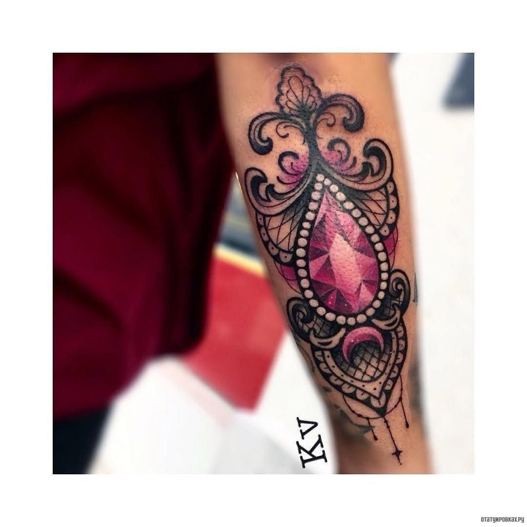 Татуировки на руках узоры для девушек фото