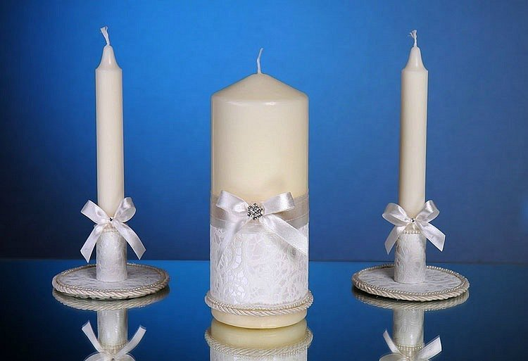 Подсвечники для свадебного очага своими руками 59