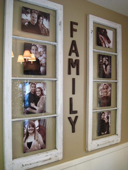 Как оформить фото в домашних условиях