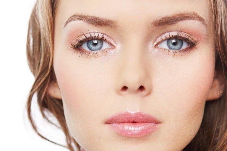 Красивые фото естественного макияжа