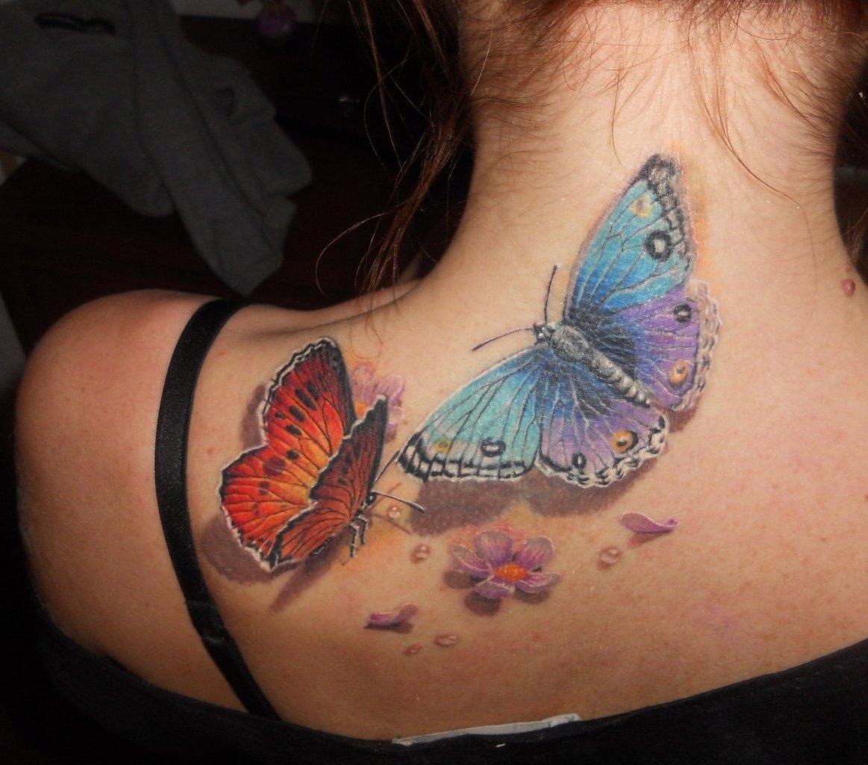самые маленькие татуировки фото