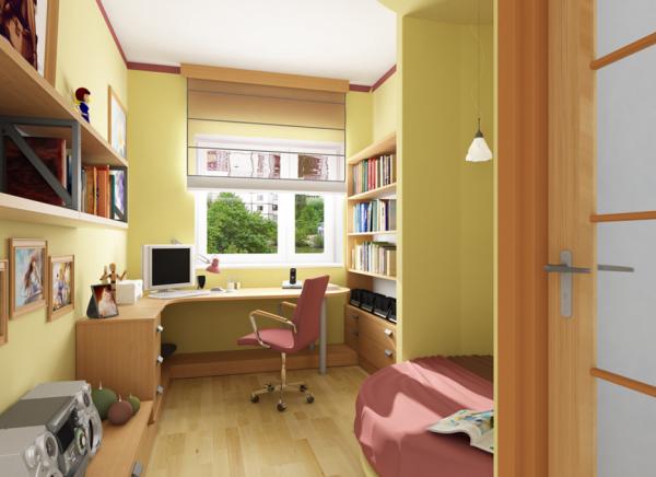 Дизайн интерьера детской комнаты (30 фото) красивых решений