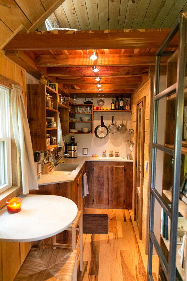 Дизайн небольшого дачного дома