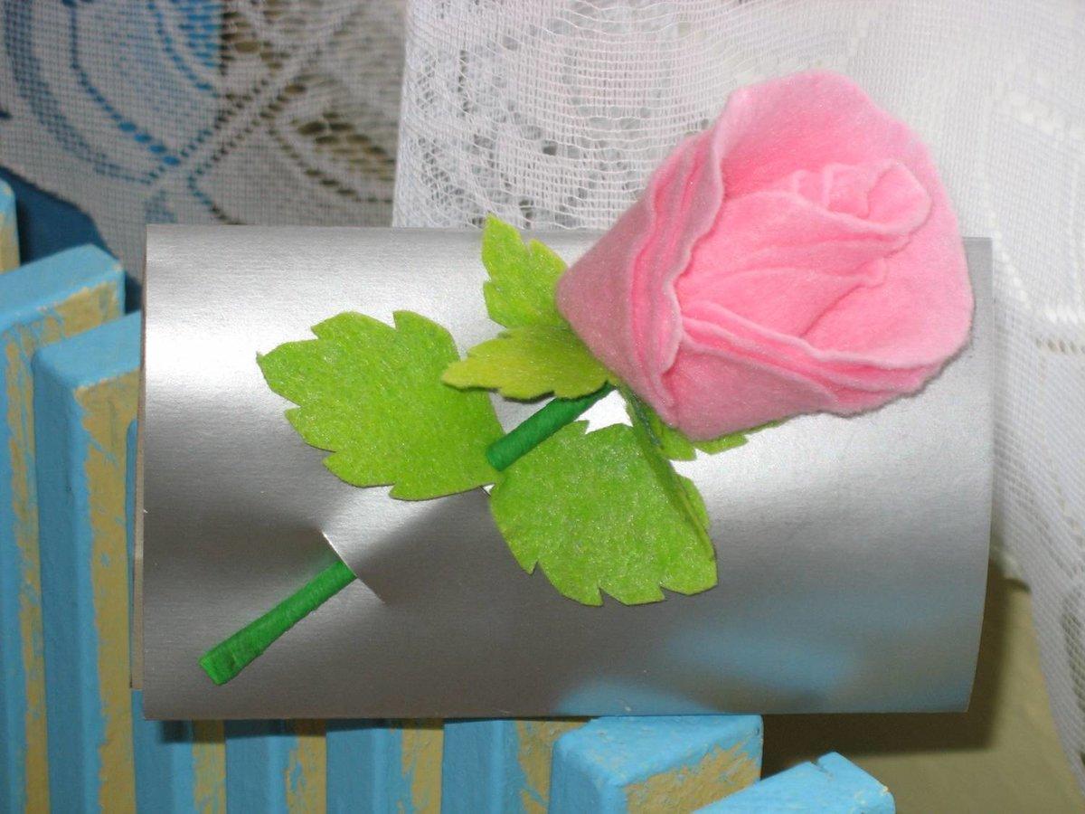 Для открытки цветы из салфеток своими руками