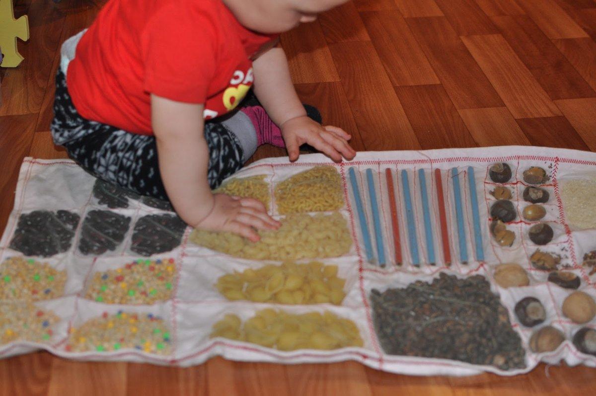 Ортопедический коврик своими руками с фото