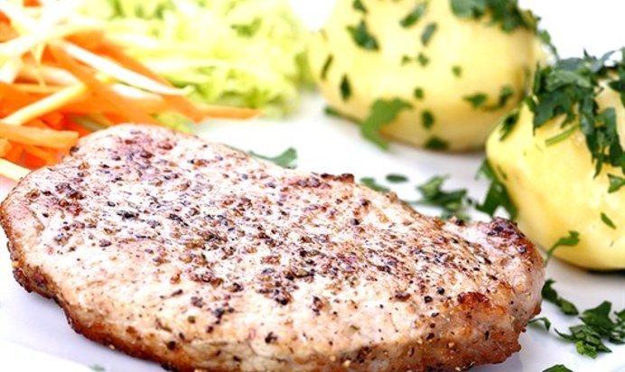 Эскалоп из свинины простой рецепт