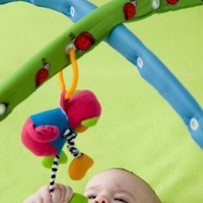 Игрушки для грудных детей своими руками 1164