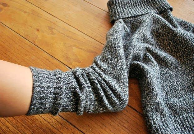 Домашние носки своими руками 488