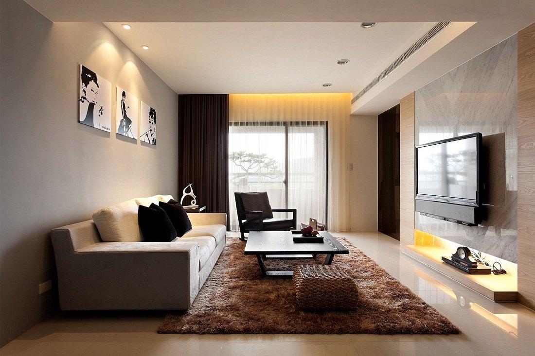Подобрать дизайн гостиной в квартире