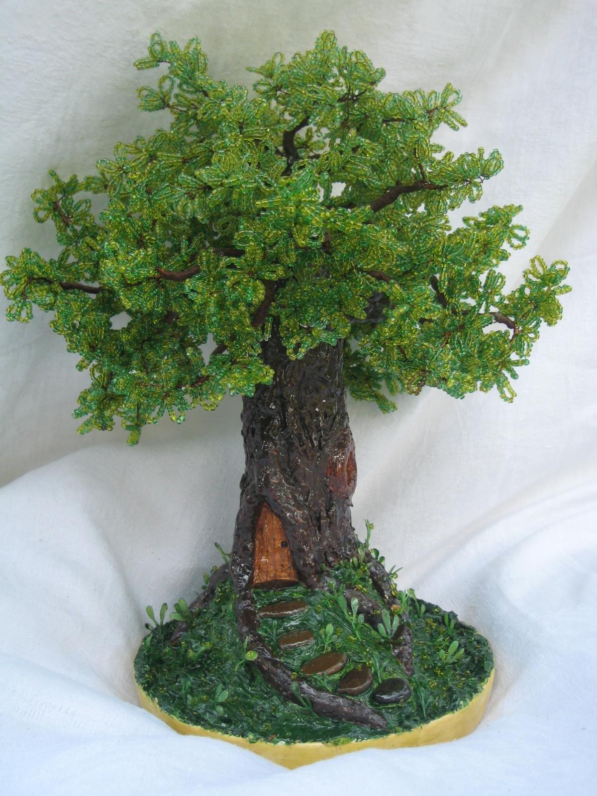 Как сделать сказочное дерево своими руками 70