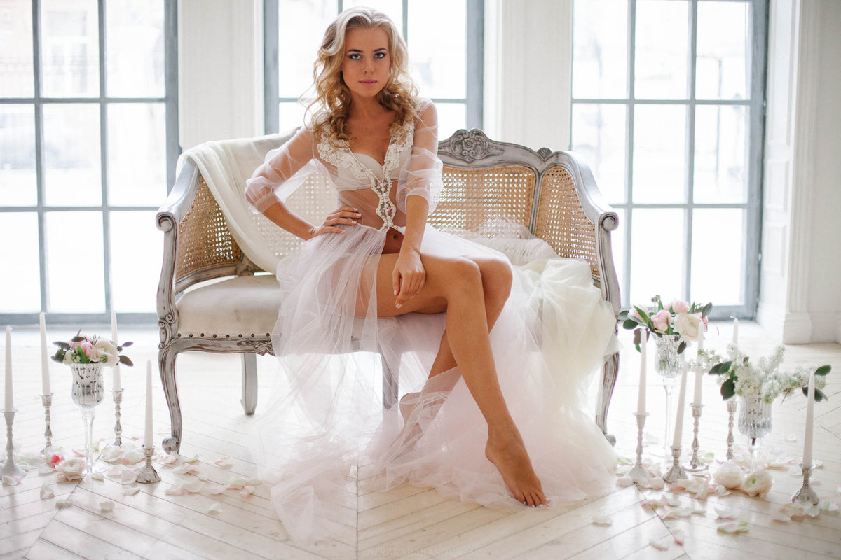 Будуарное платье невесты своими руками мастер класс 20